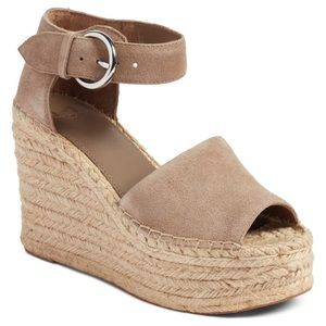 MARC FISHER ALIDA ESPADRILLE WEDGES ⭐️NEW COLL.